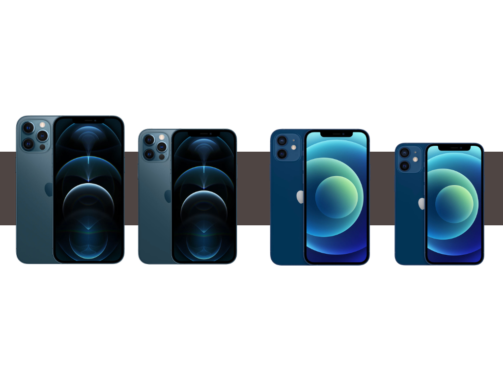 サラリーマンに捧ぐ!「iPhone 12」シリーズ。24回分割支払い時の月々の支払い料金!