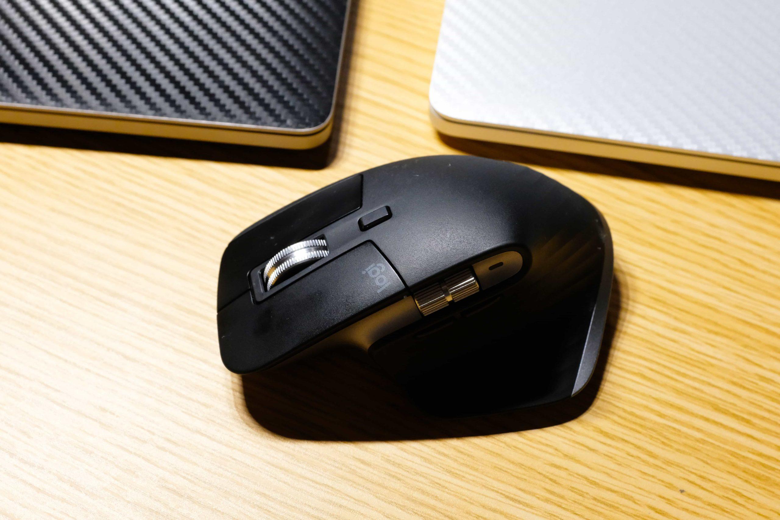MX Master 3 ユーザーは MX Master 3 for Mac を買うべきか!?