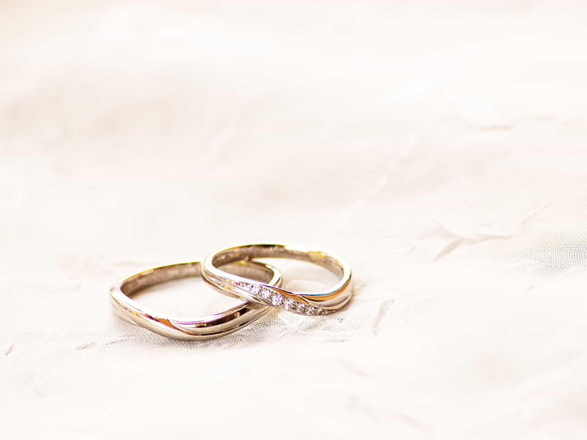 指輪を販売している店舗へ妻が迷わずにスムーズに行けている不思議