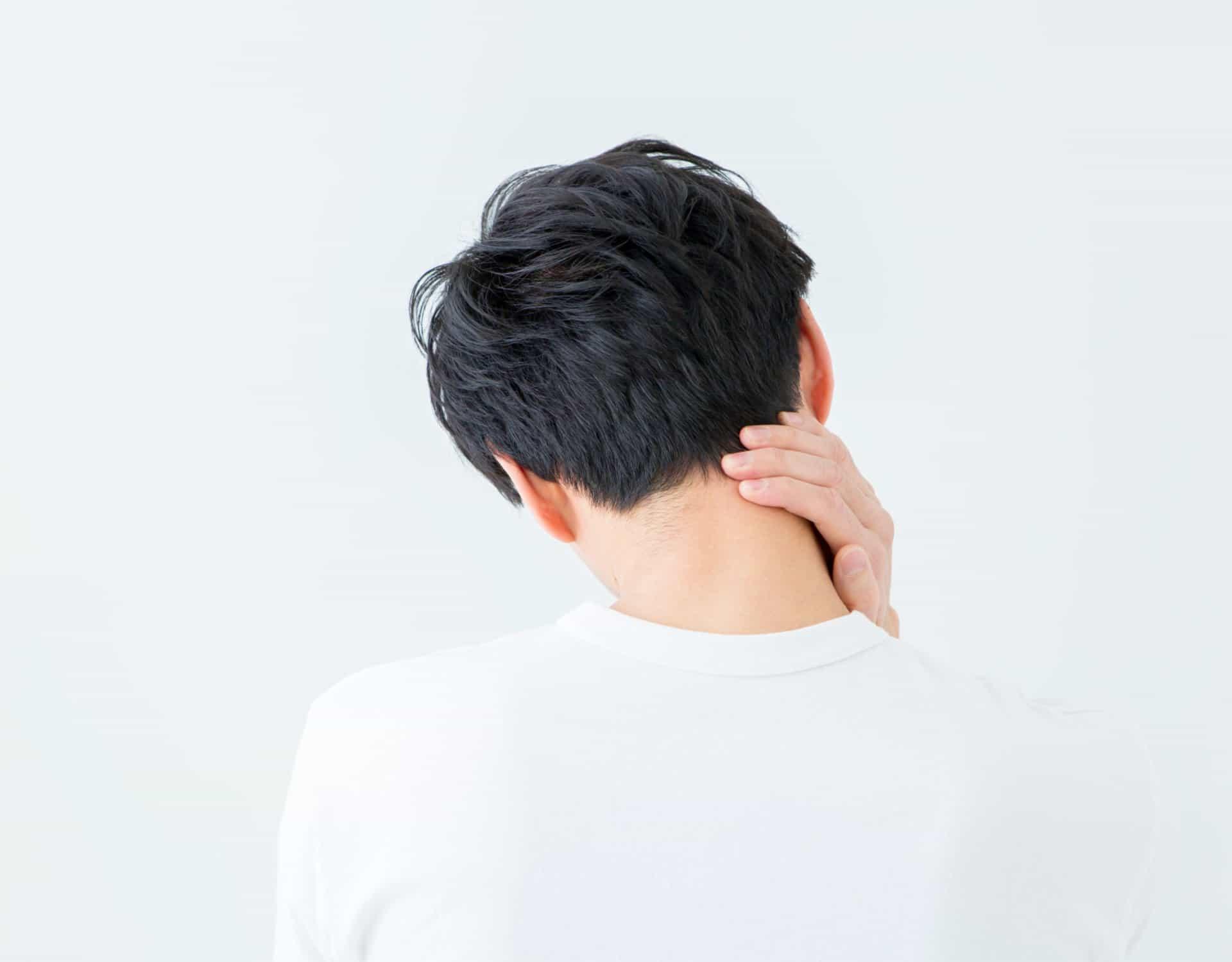 インフルエンザ予防接種後の肩がすごい痛む