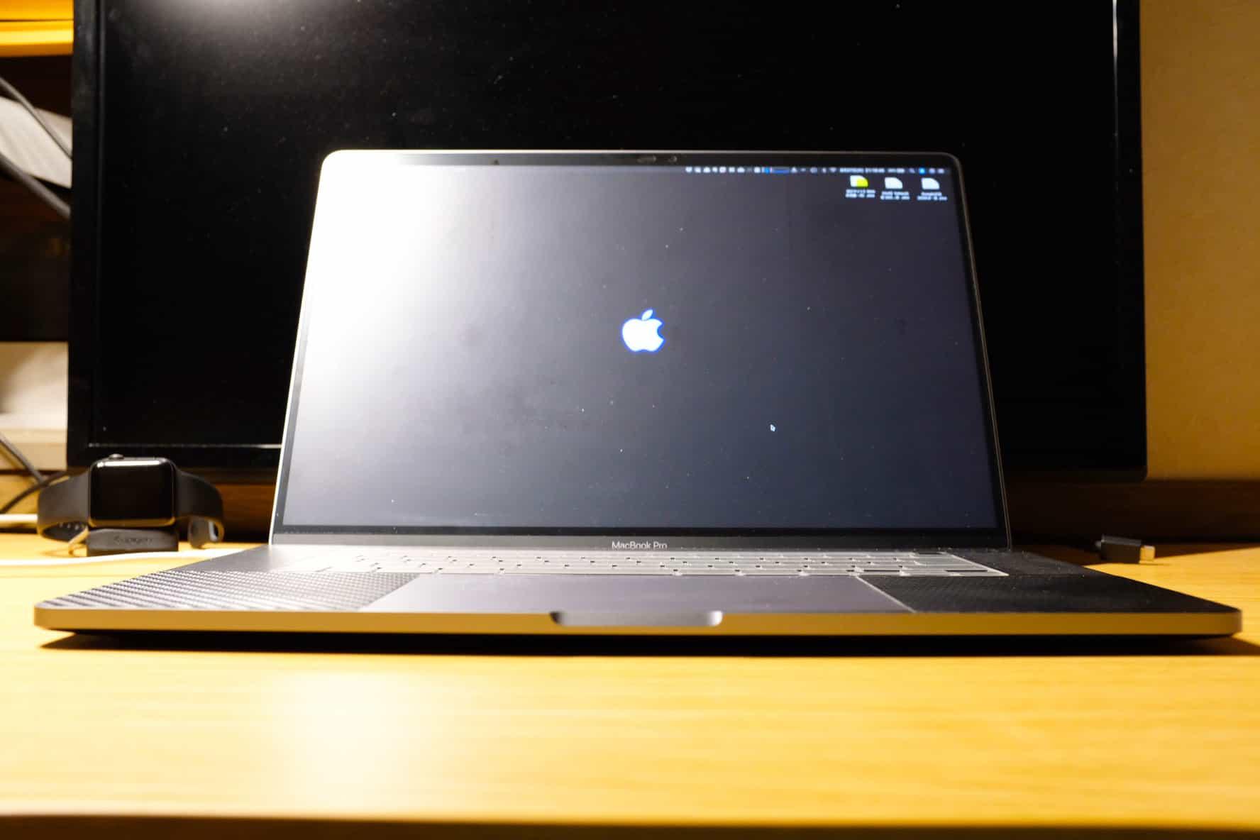 圧倒的な作業環境を提供してくれる16インチ MacBook Pro