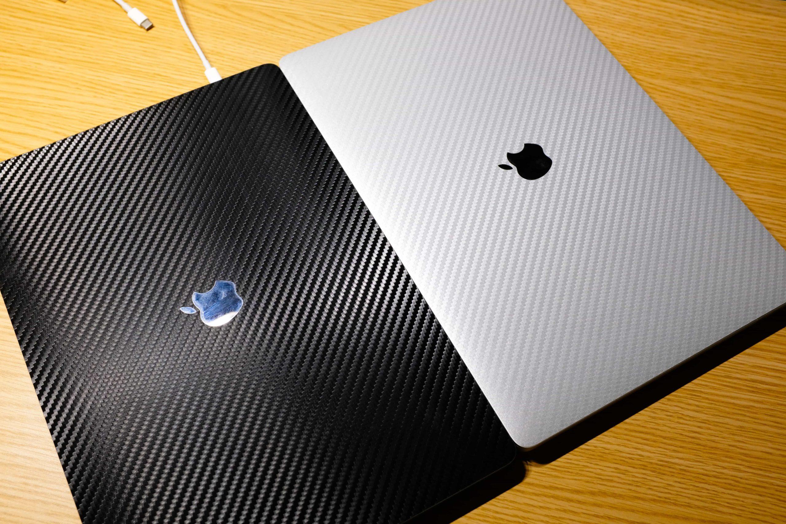 16インチ MacBook Proの2台持ち