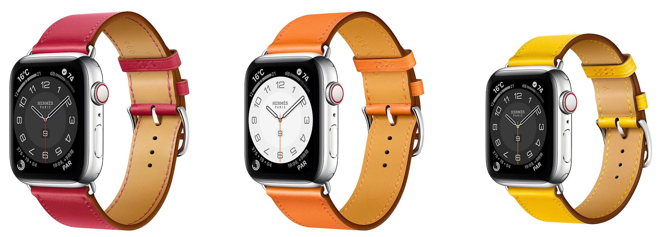 Apple Watch Series 6 HERMES
