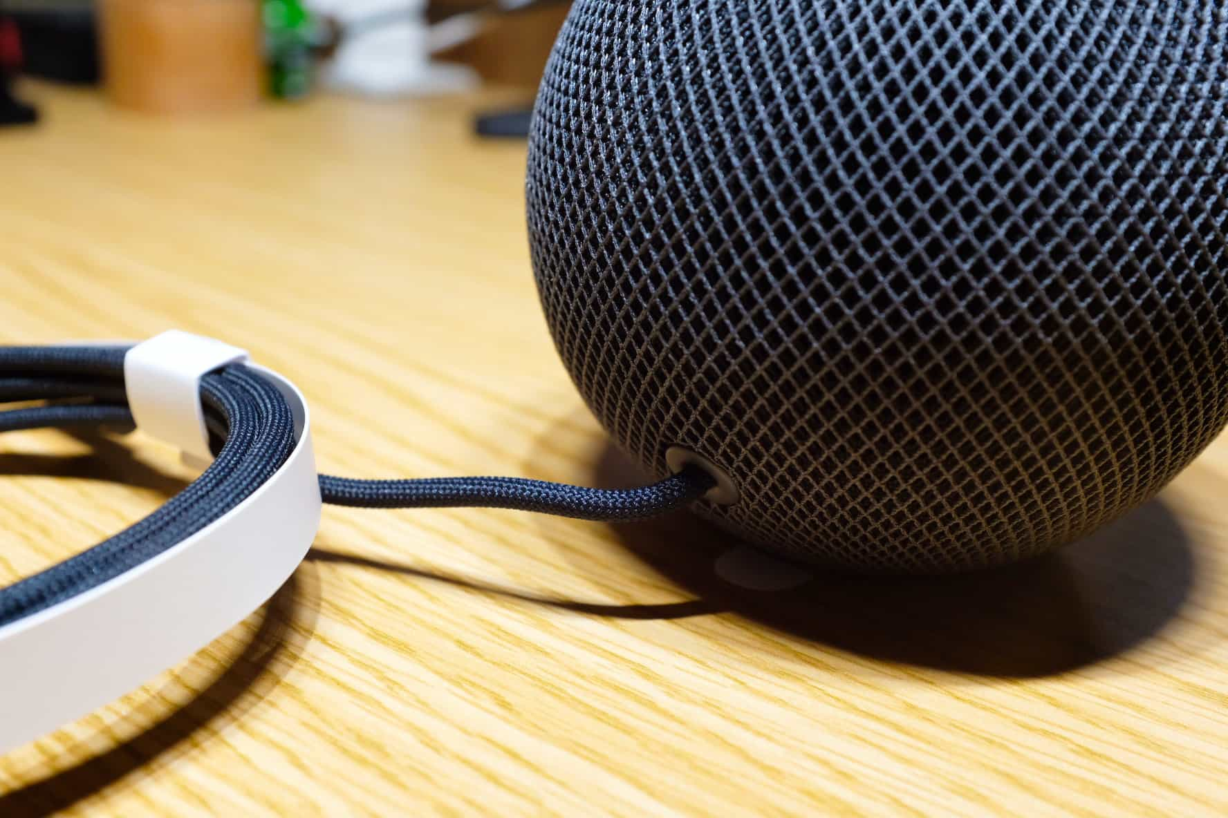 HomePod mini ケーブル