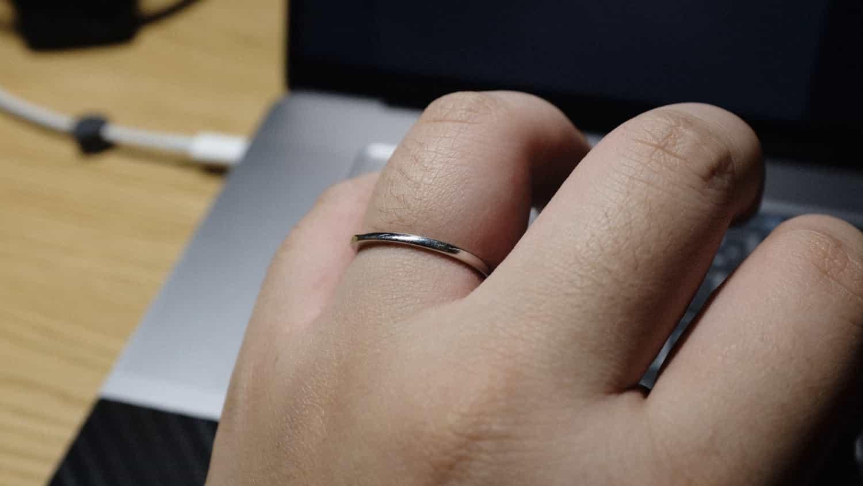 【1位】結婚指輪