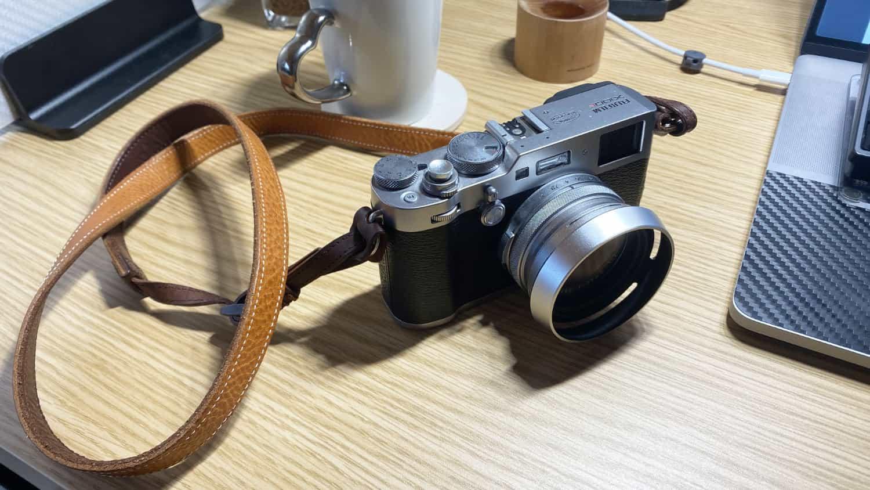 ①カメラの新調をしたい