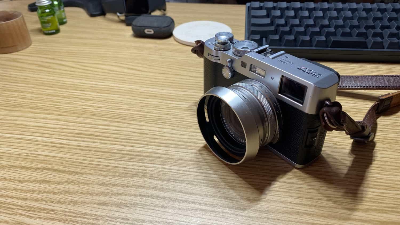 X100Fだってクラシックネガで撮影できる!〜FujiXWeeklyがすげー便利〜
