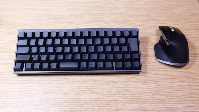 説明不要。最強のキーボードとマウス