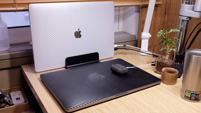ダブル 16インチ MacBook Pro