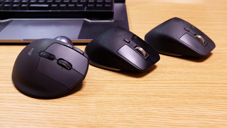 現在所持しているマウス