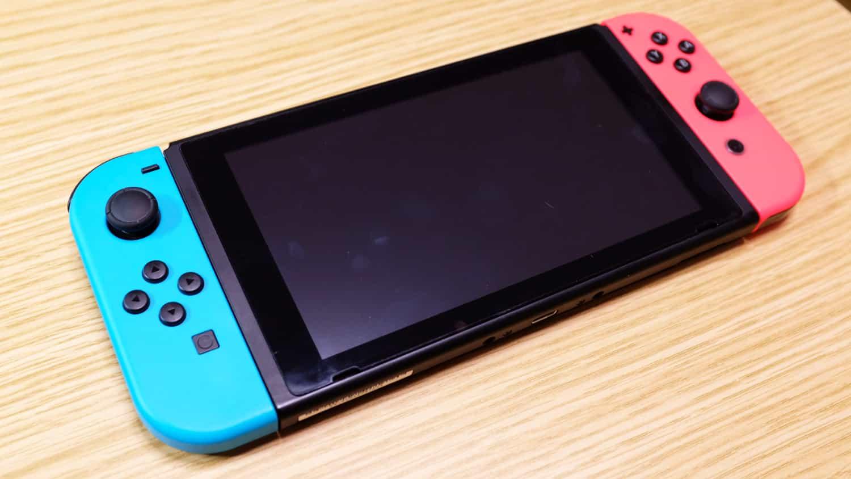 Nintendo Switch 右側の Joy-Con が故障