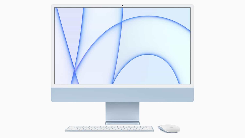 24インチ iMac(下位モデル)