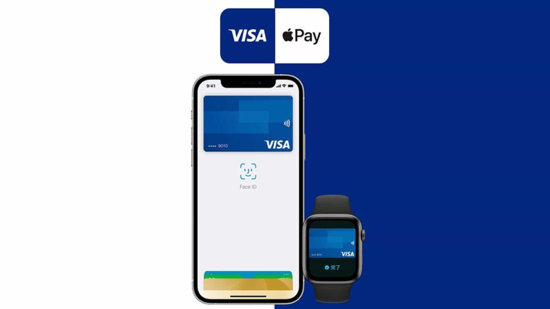 Visa が Apple Pay をサポートしたみたいだけどヨドバシカメラのクレカはまだ使えないんだね