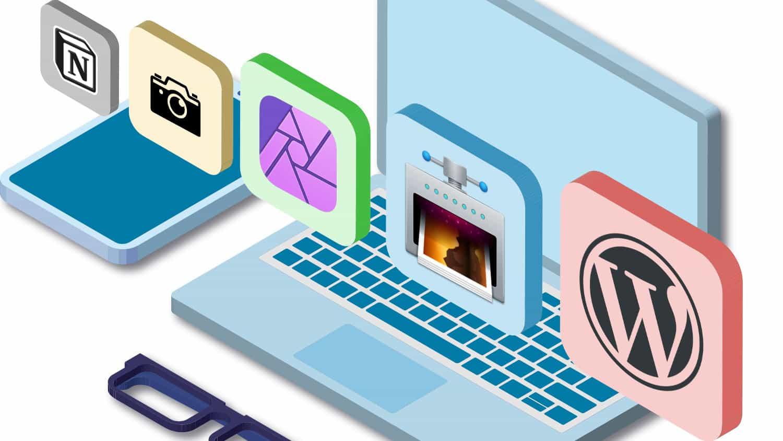 【2021年版】記事(WordPress)ができるまでの5つの手順・使用アプリまとめ