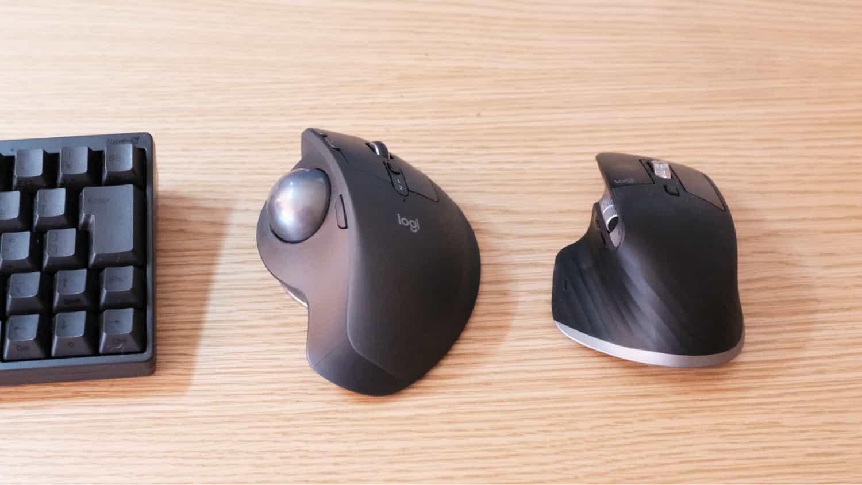 トラックボールマウスから普通のマウスに戻してわかった使いづらさ