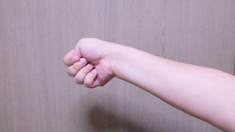 手首の腱鞘炎「ドケルバン病」かもしれん