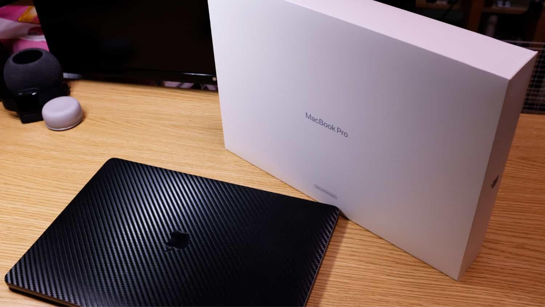 Apple認定整備済製品の16インチ MacBook Pro を使い続けているけどまったくトラブルなく普通に使えている件
