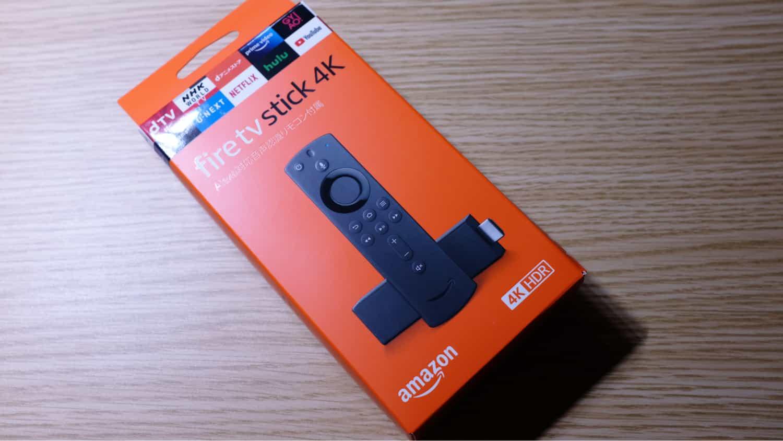 「Fire TV Stick 4K」が想像以上の製品だった