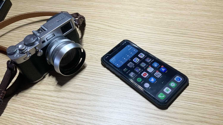 ブログ用の写真ってカメラじゃなくてもiPhoneだけで全然いけそうだと思った件