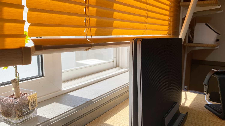 暑さ対策その4:窓は全開にして風を入れる