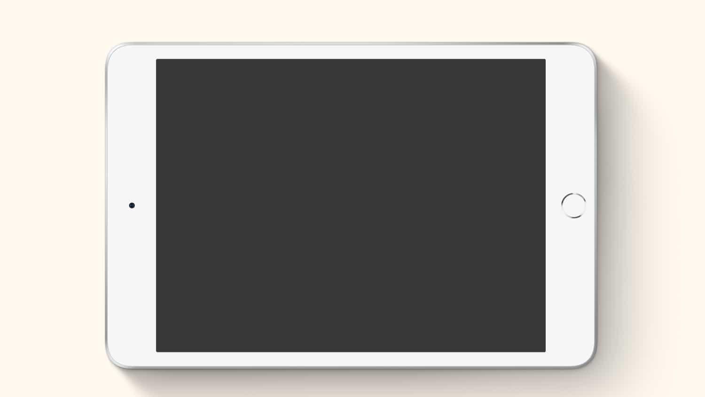 欲しいモノその6:発売するかどうかわからないけど、新型iPad mini