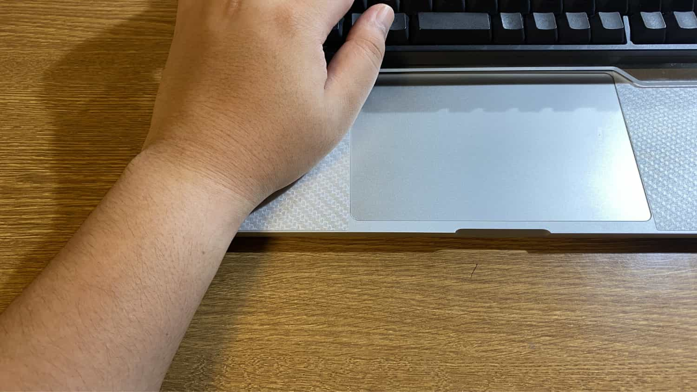 1日の中でMacで作業している時間が長いんだけど Apple Watch は装着していない