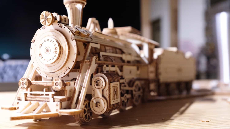 貨物蒸気機関車 完成