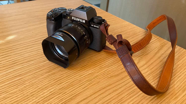 新しい相棒との出会い FUJIFILM X-S10 + FUJIFILM XF 35mm F1.4 R