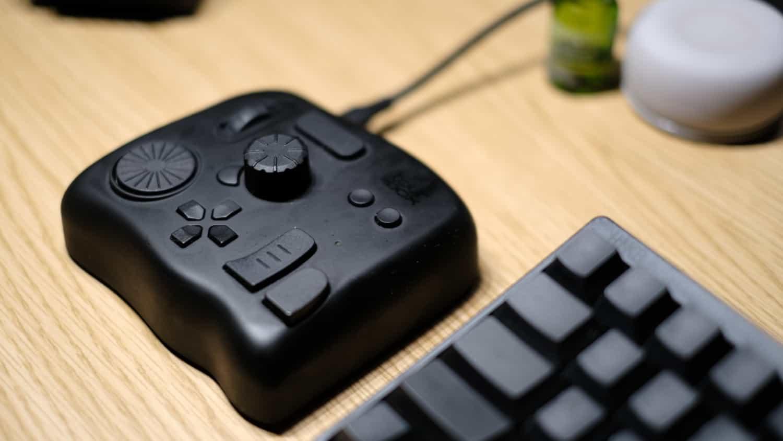 左手デバイス「TourBox」で使っている4つのアプリと割り当てている操作やショートカットキー