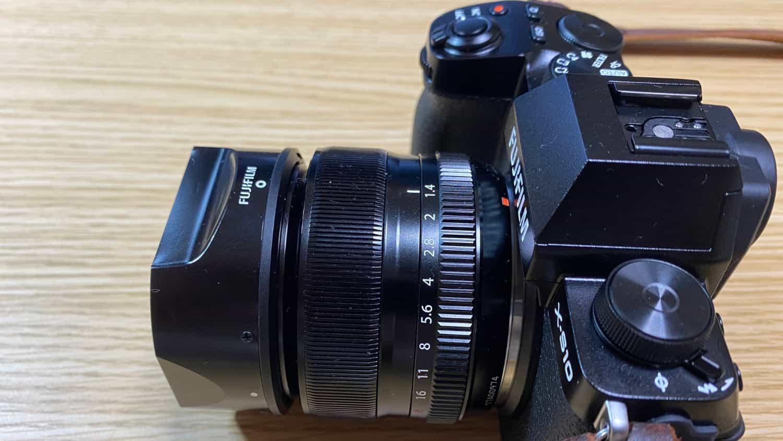 FUJIFILM X-S10 + FUJIFILM XF 35mm F1.4 R
