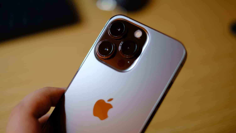 iPhone 13 Pro の外観とか