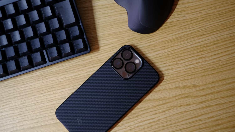 今後もiPhoneのケースを購入するときは「PITAKA」を使っていきたい