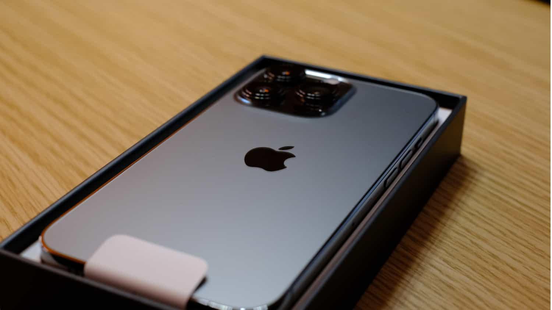 iPhone 13 Pro とご対面!