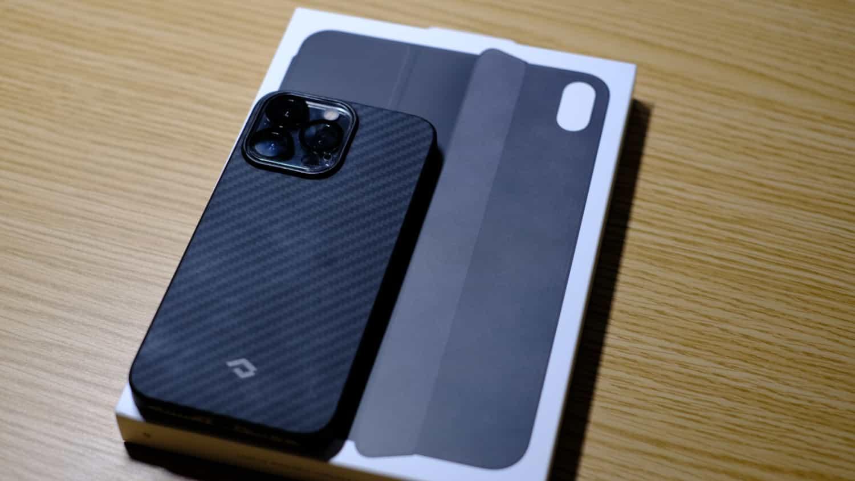 iPhone 13 Pro とサイズを比べてみた
